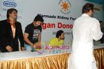 Shreyas Talpade, Kunal Kapoor, Ehsaan Qureshi at Narmada Kidney Donation event in Khar Gymkhana on 30th Nov 2009 (7).JPG