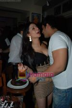 Kainaat Arora at Kainaat Arora_s Birthday Bash in Elbow room on 1st Dec 2009 (40).JPG