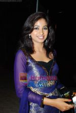 Shreya Ghoshal at Apsara Awards in Grand Hyatt on 4th Dec 2009 (95).JPG