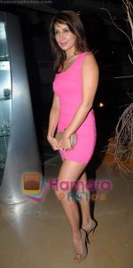 Kim Sharma at Sports Illustrated Awards in Sahara Star on 16th Dec 2009 (2).jpg