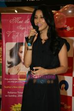 Sophie Chaudhary promotes her new album at Reliance Time Out in Bandra, Mumbai on 2oth Dec 2009 (35).JPG