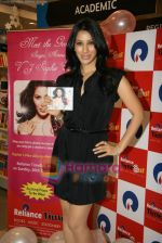 Sophie Chaudhary promotes her new album at Reliance Time Out in Bandra, Mumbai on 2oth Dec 2009 (40).JPG