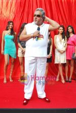Vijay Mallya at Kingfisher calendar launch in Napeansea Road, Mallya_s residence on 20th Dec 2009 (3).JPG