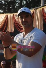 John Abraham attends Sports day for spcial children in Jamnabai Narsee school on 24th Dec 2009 (3).JPG