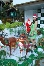 Pooja Chopra spends Christmas with children at Tata Docomo store in Bandra on 24th Dec 2009 (29).JPG