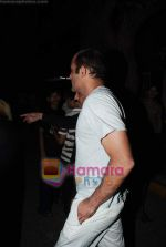 Akshay Khanna at Anil Kapoor_s birthday bash in Juhu Residence on 24th Dec 2009 (2).JPG