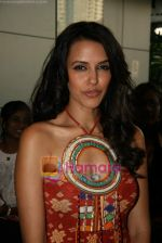 Neha Dhupia at RAAT Gayi Baat Gayi promotional event in Oberoi Mall on 26th Dec 2009 (10).JPG