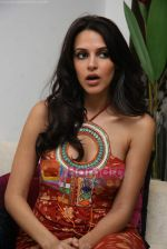 Neha Dhupia at RAAT Gayi Baat Gayi promotional event in Oberoi Mall on 26th Dec 2009 (12).JPG