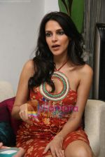 Neha Dhupia at RAAT Gayi Baat Gayi promotional event in Oberoi Mall on 26th Dec 2009 (13).JPG