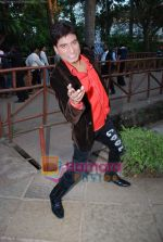 Raju Shrivastav at Big Boss Grand Finale in Lonavala on 26th Dec 2009 (3).JPG