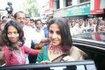 Vidya Balan inaugurates ICU ward of INLAKS General Hospital in Chembur on 26th Dec 2009 (19).JPG