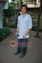 Aadesh Shrivastav at Musicians thank Indian Govt for Royalties in Press Club on 29th Dec 2009 (7).JPG