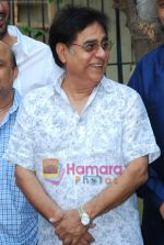 Jagjit Singh at Musicians thank Indian Govt for Royalties in Press Club on 29th Dec 2009 (9).JPG