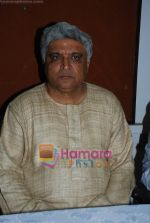 Javed Akhtar at Musicians thank Indian Govt for Royalties in Press Club on 29th Dec 2009 (15).JPG
