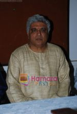Javed Akhtar at Musicians thank Indian Govt for Royalties in Press Club on 29th Dec 2009 (4).JPG