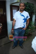 Vishal Dadlani at Musicians thank Indian Govt for Royalties in Press Club on 29th Dec 2009 (35).JPG
