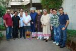 Vishal Dadlani, Sameer, Sulaiman Merchant, Jagjit Singh, Javed Akhtar, Aadesh Shrivastav, Lalit Pandit at Musicians thank Indian Govt for Royalties in Press Club on 29th Dec 2009 (14).JPG