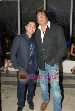 Jackie Shroff at Rishi Darda_s annual bash in Tote, Worli on 29th Dec 2009 (4).JPG