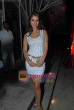 Kim Sharma at Rishi Darda_s annual bash in Tote, Worli on 29th Dec 2009 (6).JPG