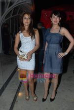 Kim Sharma, Preeti Jhangiani at Rishi Darda_s annual bash in Tote, Worli on 29th Dec 2009 (4).JPG