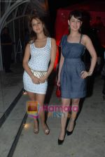 Kim Sharma, Preeti Jhangiani at Rishi Darda_s annual bash in Tote, Worli on 29th Dec 2009 (5).JPG
