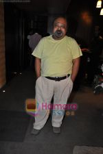 Saurabh Shukla at Raat Gayi Baat Gayi cast chills at Bonobo bar in Bandra, Mumbai on 30th Dec 2009 (2).JPG