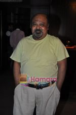 Saurabh Shukla at Raat Gayi Baat Gayi cast chills at Bonobo bar in Bandra, Mumbai on 30th Dec 2009 (6).JPG