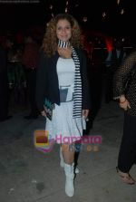 Tanaaz Currim at Rishi Darda_s annual bash in Tote, Worli on 29th Dec 2009 (2).JPG