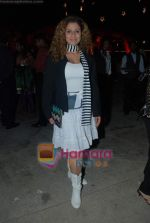 Tanaaz Currim at Rishi Darda_s annual bash in Tote, Worli on 29th Dec 2009 (3).JPG