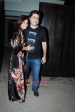 Sonali Bendre, Goldie Behl at Sonali Bendre_s birthday bash in Juhu Residence on 31st Dec 2009 (4).JPG