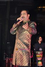 Sudesh Bhosle at New Year Event in Sahara Star on 31st Dec 2009 (2).JPG