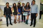Arushi Virani, Pia Trivedi, Pooja Hegde at Miss Sixty accessory store launch in Palladium, Phoenix Mills on 5th Jan 2010 (4).JPG