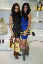 Arushi Virani, Pooja Hegde at Miss Sixty accessory store launch in Palladium, Phoenix Mills on 5th Jan 2010 (2).JPG