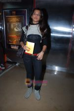Mugdha Godse at Paranormal Activity film premiere in PVR on 5th Jan 2010 (6).JPG
