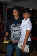 Shweta Salve at Paranormal Activity film premiere in PVR on 5th Jan 2010 (3).JPG