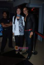 Yash Tonk, Gauri Tonk at Paranormal Activity film premiere in PVR on 5th Jan 2010 (2).JPG