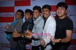 Raju Shrivastav, Sunil Pal at Bhavnao Samja Karo film premiere in Cinemax on 13th Jan 2010 (2).JPG