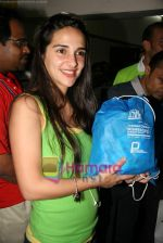 Tara Sharma at Mumbai Marathon press meet in world Trade Centre on 13th Jan 2010 (19).JPG