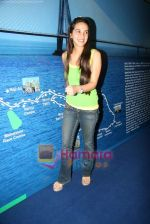 Tara Sharma at Mumbai Marathon press meet in world Trade Centre on 13th Jan 2010 (11).JPG