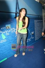 Tara Sharma at Mumbai Marathon press meet in world Trade Centre on 13th Jan 2010 (12).JPG