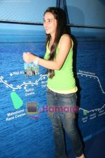 Tara Sharma at Mumbai Marathon press meet in world Trade Centre on 13th Jan 2010 (17).JPG