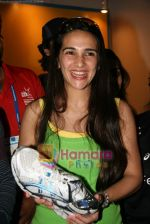 Tara Sharma at Mumbai Marathon press meet in world Trade Centre on 13th Jan 2010 (18).JPG