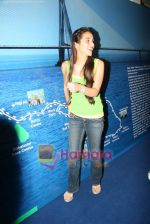Tara Sharma at Mumbai Marathon press meet in world Trade Centre on 13th Jan 2010 (9).JPG