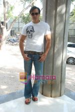 Yash Tonk at the item song for film Scheme Offer in Kandivili, Mumbai on 13th Jan 2010 (4).JPG