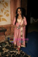 Rajshree Thakur Vaidya at Yeh Rishta serial sangeet on the sets in Filmcity on 14th Jan 2010 (25).JPG
