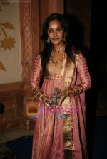 Rajshree Thakur Vaidya at Yeh Rishta serial sangeet on the sets in Filmcity on 14th Jan 2010 (6).JPG
