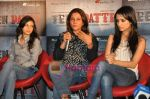 Ambika A Hinduja, Leena Yadav, Sharadha Kapoor at Teen Patti press meet in Cinemax on 14th Jan 2010 (4).JPG