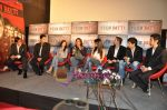 Amitabh Bachchan, R Madhavan, Ambika A Hinduja, Leena Yadav, Sharadha Kapoor, Siddharth Kher, Vaibhav Talwar, Dhruv Ganesh at Teen Patti press meet in Cinemax on 14th Jan 2010 (11).JPG