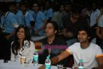 Purab Kohli, Mrinalini Sharma, Sammir Kocchar at SIES college annual fest in Sion on 15th Jan 2010 (2).JPG