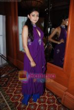 Ishita Sarkar at Femina Miss India tie up with Vipul Shah, Anupam Kher and Madhur Bhandarkar in J W Marriott on 19th Jan 2010 (2).JPG